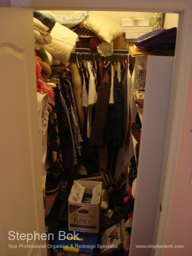 Closet 01 Before Picture