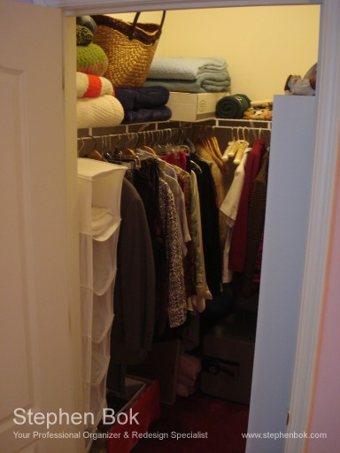 Closet 01 After Picture