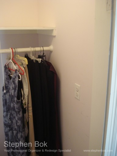 Closet 04 Before Picture